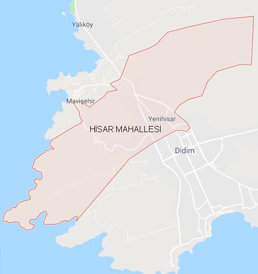 HİSAR MAHALLESİ