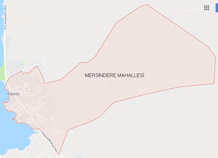 MERSİNDERE MAHALLESİ