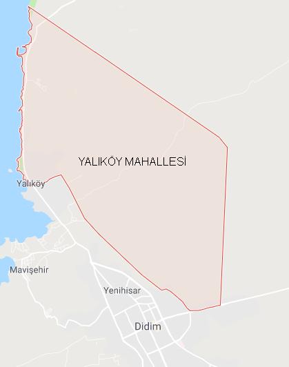YALIKÖY MAHALLESİ